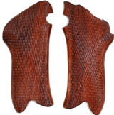 Luger P.08 Rosewood Checkered Grips - 1 of 1