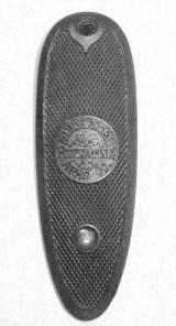 Winchester 1886 Deluxe Buttplate With Spur - 1 of 1
