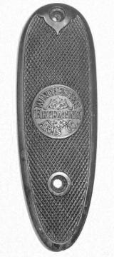 Winchester 1897 Buttplate With Spur - 1 of 1
