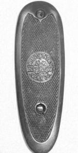 Winchester Model 12 Buttplate, Oversize - 1 of 1