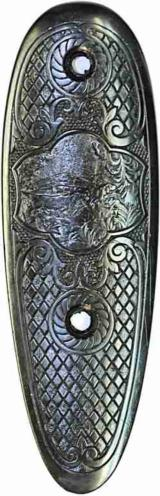L.C. Smith Pre 1900 Buttplate, 12 Gauge - 1 of 1
