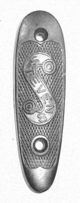 Stevens Slender Shotgun Buttplate- 1 of 1