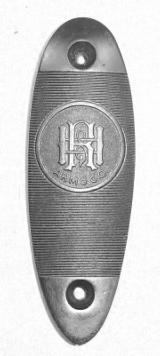 H & R Small Shotgun Buttplate, M48 Topper - 1 of 1
