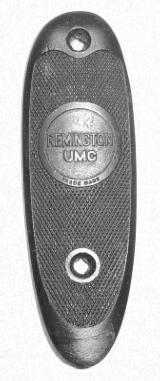 Remington Model 10 UMC Buttplate - 1 of 1