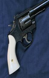 """Smith & Wesson """"K"""" Frame Grips, Real Ivory, Square Butt - 2 of 2"""