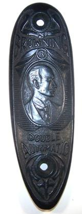 Browning Double Auto Butt Plate - 1 of 1