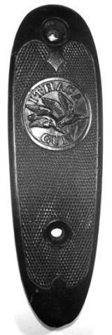 Ithaca Gun Company Buttplate, Flues Model - 1 of 1