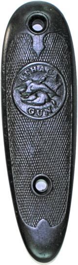 Ithaca Butt Plate: Gun Baker Styles- 1 of 1