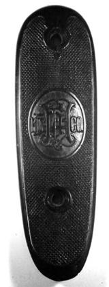 Hopkins & Allen Shotgun Buttplate: Model 1900