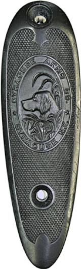 Syracuse Arms Co. Buttplate- 1 of 1