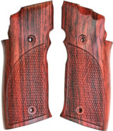 Sig Sauer P22X Five Rosewood Grips - 1 of 1