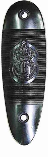 Husqvarna Rifle Butt Plate