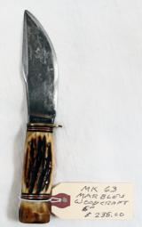 Marble'sWoodcraft Knife - 3 of 6