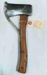 Marbles MSA No 4 Wood Handle Axe