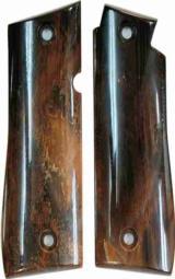 Colt .380 Gov't Model Siberian Ivory Grips- 1 of 1