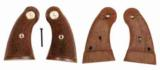 Colt Detective Special, 2nd Model Faux Wood Grips With Medallions - 2 of 2
