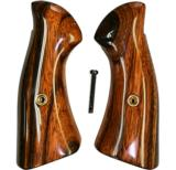 Smith & Wesson J Frame Goncalo Alves Wood Grips - 1 of 1