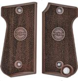 Astra 4000 Falcon Grips, Royalwood - 1 of 1