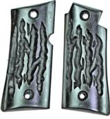 Colt Mustang or Colt Pocketlite Imitation Buffalo Horn Grips - 1 of 1