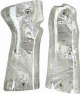 Llama Max II, Large Frame Pearl Premium Grips - 1 of 1