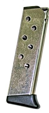 Walther PPK/S Magazines, .380, 7 Round, Nickel, On Sale