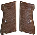 Walther PP Grips, 380, 32, PPK/S, Brown