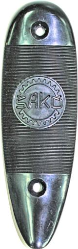 Sako Rifle Reproduction Buttplate c. 1959 to 1978