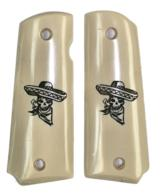 Colt 1911 Grips, Skull & Sombrero