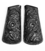 Mauser Bolo Grips, Floral