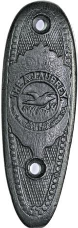 A J Aubrey Single & Double Shotgun Butt Plate