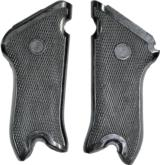 Luger P.08 VOPO Russian Re-Work Grips, Black