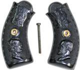 C.S. Shattuck Revolver Grips