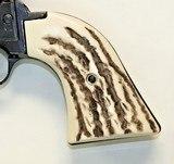 Heritage Rough Rider Revolver Imitation Jigged Bone Grips - 3 of 5