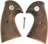 Original Colt 1954 1st Generation Python .357 Walnut Checkered Grips