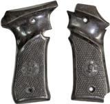 Original Llama Models III & IIIA Auto Vintage Grips, 9mm & .380