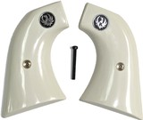 Ruger Single Six Revolver & Ruger Old Model XR3 Ivory-Like Grips With Medallions