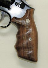 Smith & Wesson K & L Frame Smooth Walnut Combat Grips, Square Butt - 3 of 7