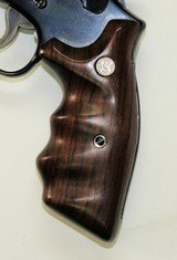 Smith & Wesson K & L Frame Smooth Rosewood Combat Grips, Square Butt - 3 of 6