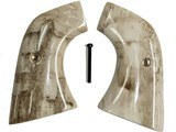 Ruger Vaquero XR3-Red Fossilized Walrus Ivory Grips - 1 of 4