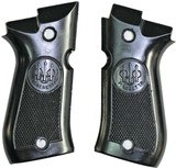 Beretta Models 81 & 84, Series 80 Auto Cheetah Grips, Black - 1 of 1