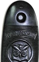 Iver Johnson Skeeter Grade Shotgun Butt Plate, .410, 20 Ga, & 28 Ga. - 1 of 1