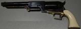 Colt Walker 1847 Revolver Ivory-Like Grips, Uberti Mfg - 2 of 2