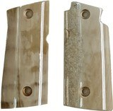 Colt Mustang or Colt Pocketlite Real Fossilized Walrus Ivory Grips - 1 of 1