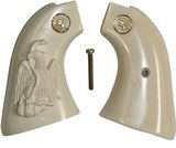 Colt Scout & Frontier Grips, Mexican Eagle & Snake With Medallions - 1 of 1