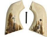EMF1873 SA Great Western II Revolver Siberian Mammoth Ivory Grips