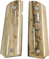 Colt 1911 Siberian Mammoth Ivory Grips - 1 of 1