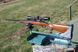 Ruger, M 77, 220 Swift - 1 of 12