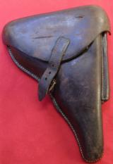 WW ll German Luger Holster.