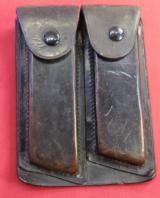 Heiser .45 Colt Mag Pouch.