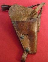 Boyt WW ll 38 Revolver Holster.& Strap.